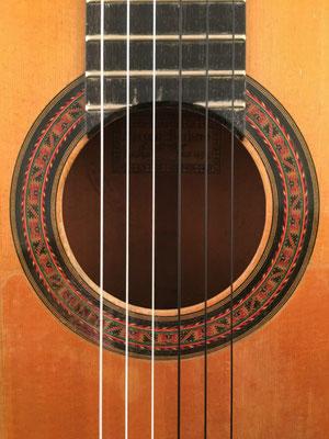 Marcelo Barbero 1953 - Guitar 3 - Photo 1