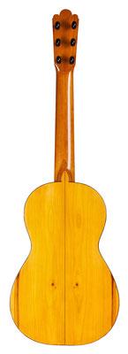 Antonio de Torres 1886 - Guitar 1 - Photo 5