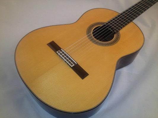 Francisco Barba 2002 - Guitar 4 - Photo 10
