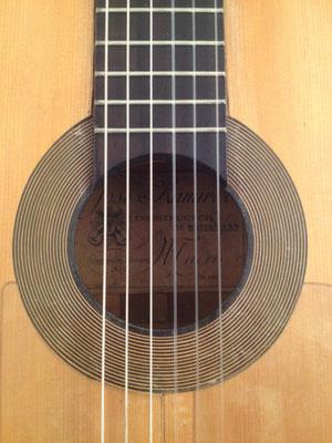 Jose Ramirez 1890 - Guitar 1 - Photo 1