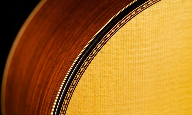 Miguel Rodriguez 1992 - Guitar 1 - Photo 3
