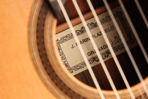 Jose Marin Plazuelo 2018 - Guitar 2 - Photo 9