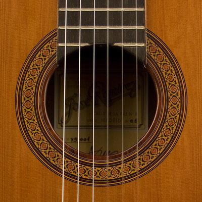 Jose Ramirez 2005 - Guitar 3 - Photo 5