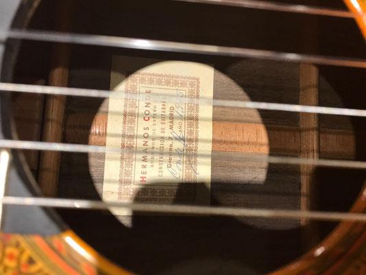 Hermanos Conde 1975 - Guitar 4 - Photo 19