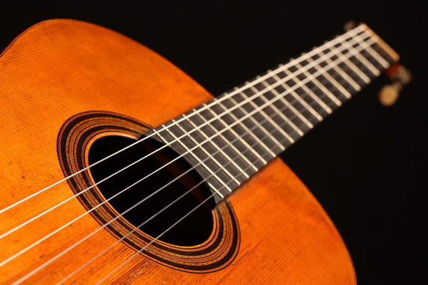Santos Hernandez 1921 - Guitar 4 - Photo 8
