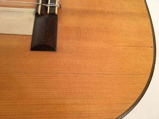 Domingo Esteso 1931 - Guitar 7 - Photo 9
