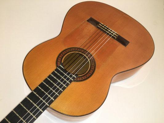 Marcelo Barbero 1953 - Guitar 3 - Photo 5