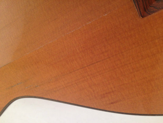Jose Ramirez 1999- Guitar 1 - Photo 14