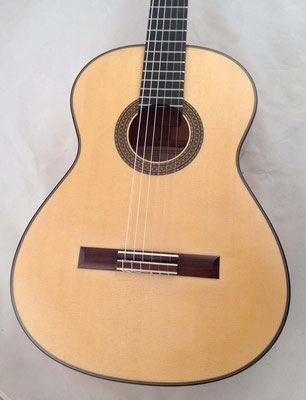 Antonio Marin Montero 2018 - Guitar 1 - Photo 2
