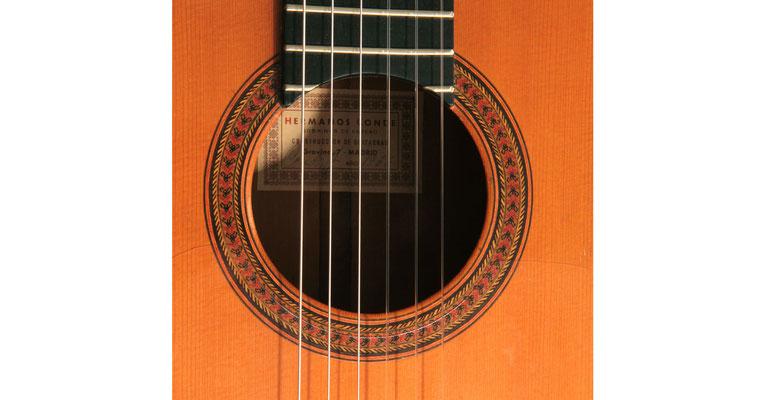 Hermanos Conde - 1966 - Guitar 1 - Photo 7