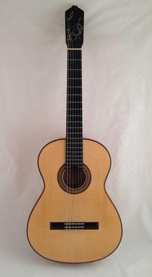 Antonio Marin Montero 2009 - Guitar 5 - Photo 2