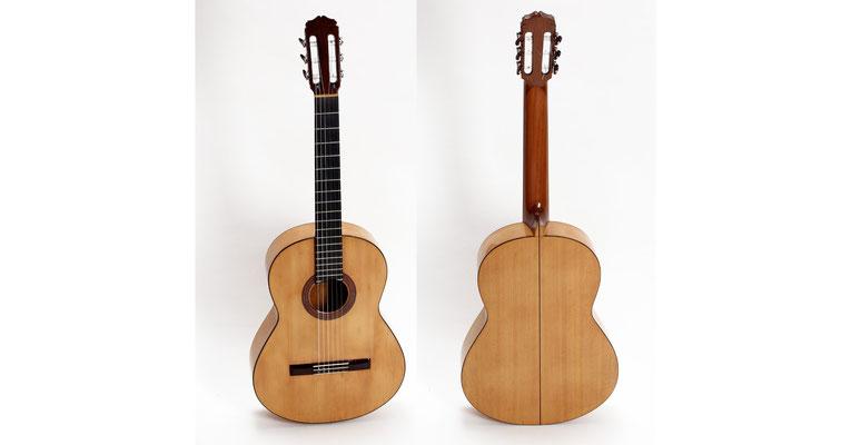 Francisco Barba 1973 - Guitar 1 - Photo 3