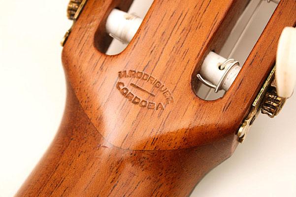 Miguel Rodriguez 1959 - Guitar 2 - Photo 11