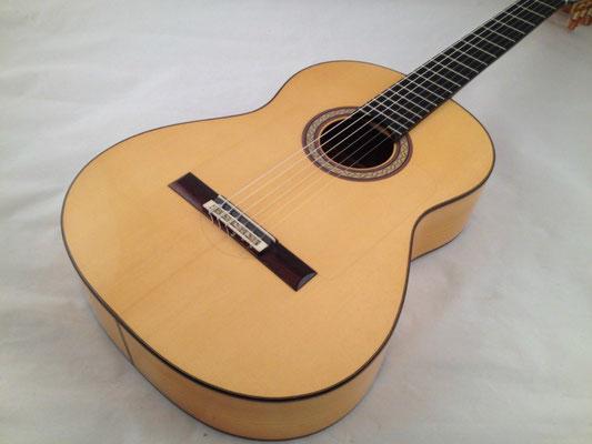 Manuel Reyes Hijo 2005 - Guitar 1 - Photo 5