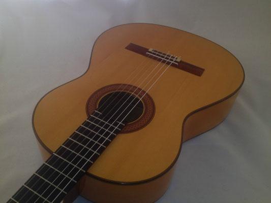 Manuel Reyes 1974 - Guitar 2 - Photo 6