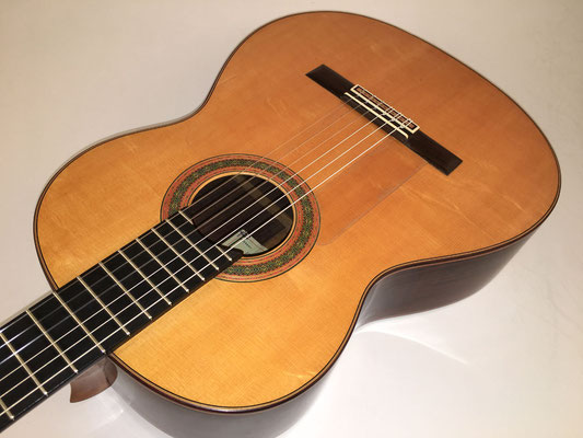 Miguel Rodriguez 1965 - Guitar 2 - Photo 5