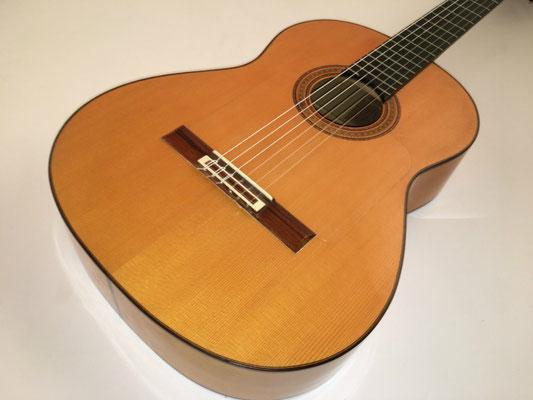 Manuel Reyes Hijo 2001 - Guitar 4 - Photo 27