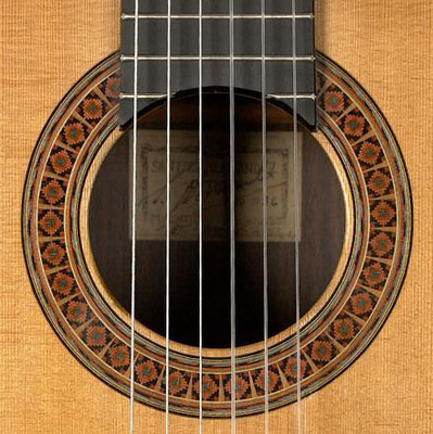Santos Hernandez 1936 - Guitar 1 - Photo 5