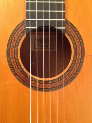 Gerundino Fernandez 1966 - Guitar 2 - Photo 1