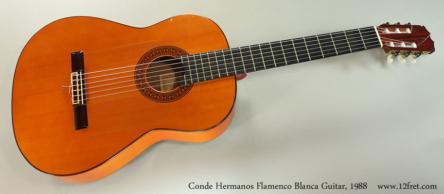 Hermanos Conde - 1988 - Guitar 5 - Photo 10