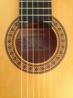 Manuel Reyes 2007 - Guitar 1 - Photo 1