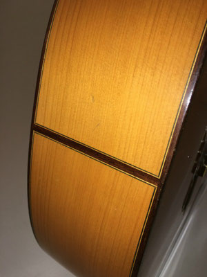 Gerundino Fernandez 1976 - Guitar 2 - Photo 23
