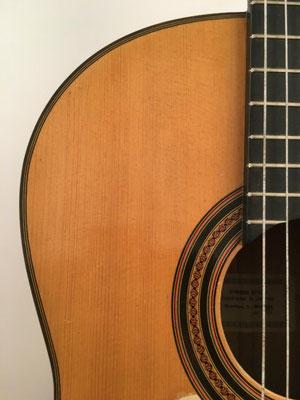 Domingo Esteso 1931 - Guitar 7 - Photo 4