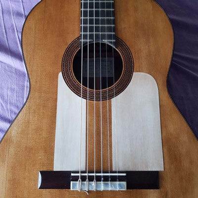 Viuda de Santos Hernandez 1944 - Guitar 1 - Photo 6