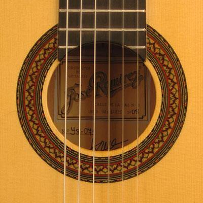 Jose Ramirez 2008 - Guitar 2 - Photo 1