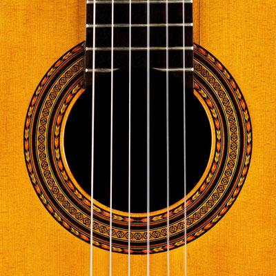 Domingo Esteso 1929 - Guitar 4 - Photo 11