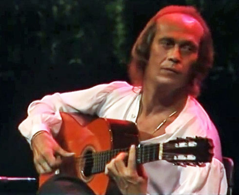 Hermanos Conde 1980 - Paco de Lucia 2 - Guitar 1 - Photo 4