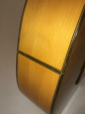 Domingo Esteso 1931 - Guitar 7 - Photo 23