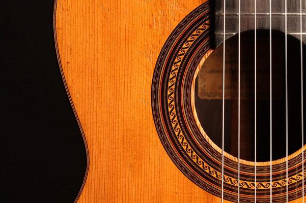 Manuel Ramirez 1910 - Guitar 4 - Photo 19