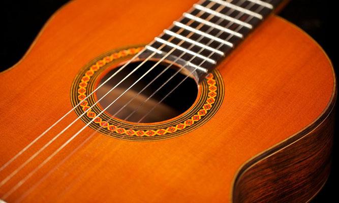 Arcangel Fernandez 1974 - Guitar 2 - Photo 10