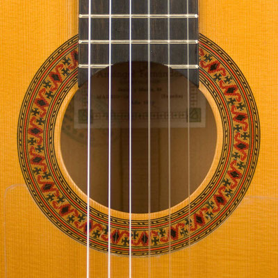 Arcangel Fernandez 1967 - Guitar 2 - Photo 7