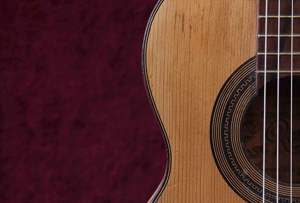 Jose Ramirez 1907 - Guitar 2 - Photo 3