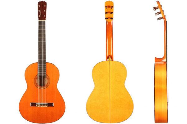 Jose Ramirez 1975 - Guitar 3 - Photo 1
