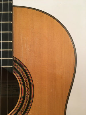 Domingo Esteso 1931 - Guitar 7 - Photo 5