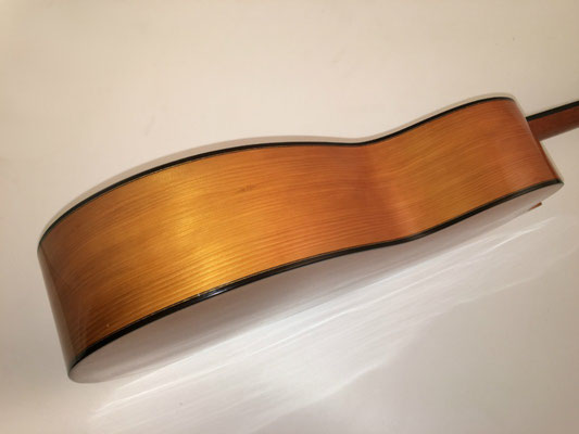 Miguel Rodriguez 1968 - Guitar 2 - Photo 11