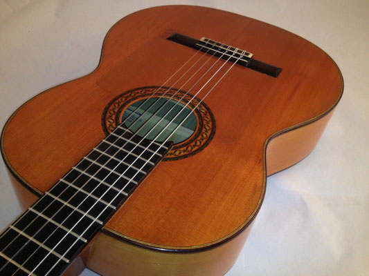 Gerundino Fernandez 1974 - Guitar 1 - Photo 10