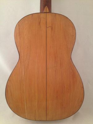 Domingo Esteso 1935 - Guitar 2 - Photo 8