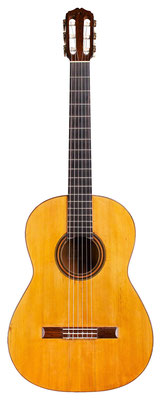 Santos Hernandez 1919 - Guitar 1 - Photo 3