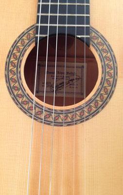 Manuel Bellido 1976 - Guitar 1 - Photo 5