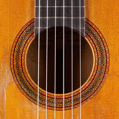 Marcelo Barbero 1955 - Guitar 1 - Photo 4