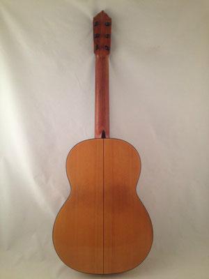 Gerundino Fernandez 1977 - Guitar 1 - Photo 11