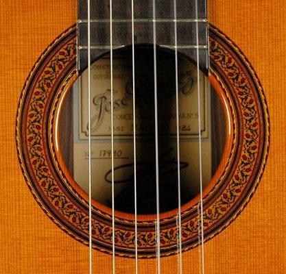 Jose Ramirez 1984 - Guitar 1 - Photo 4