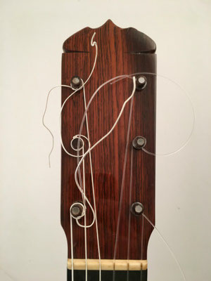 Jose Ramirez 1967 - Guitar 6 - Photo 26