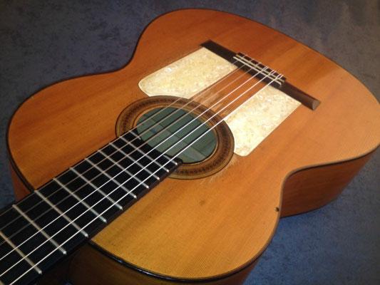 Miguel Rodriguez 1962 - Guitar 4 - Photo 8