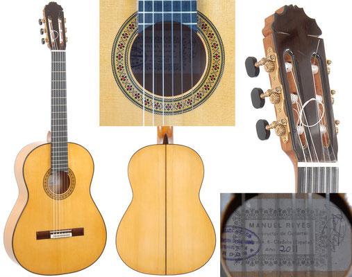 Manuel Reyes 2011 - Guitar 1 - Photo 1