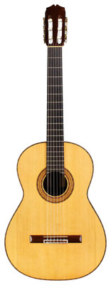 Santos Hernandez 1933 - Guitar 2 - Photo 2